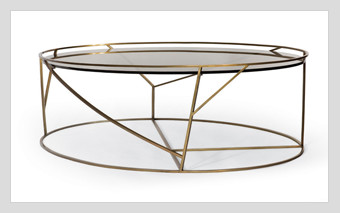 Thicket Oval Coffee Table